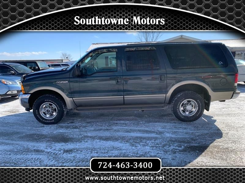 "2000 Ford Excursion 137"" WB 6.8L Limited 4WD"