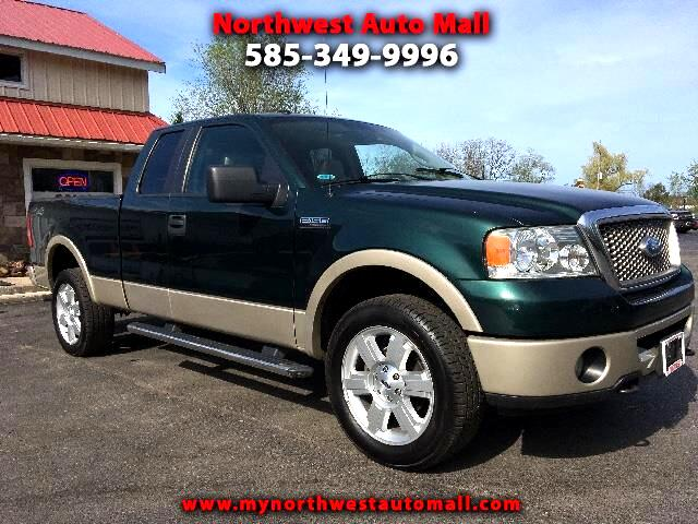 2008 Ford F-150 Lariat 4WD