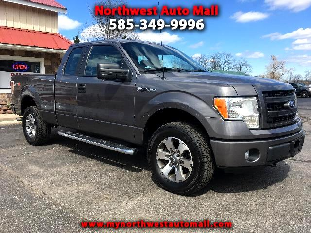 2013 Ford F-150 STX Extended Cab 4WD
