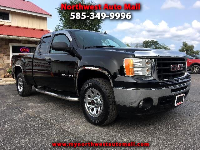 2009 GMC Sierra 1500 Work Truck Ext. Cab Std. Box 4WD
