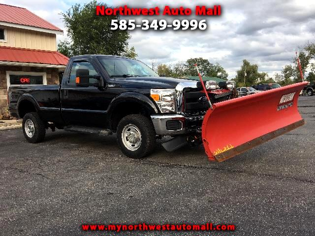 2014 Ford F-250 SD XL 4WD