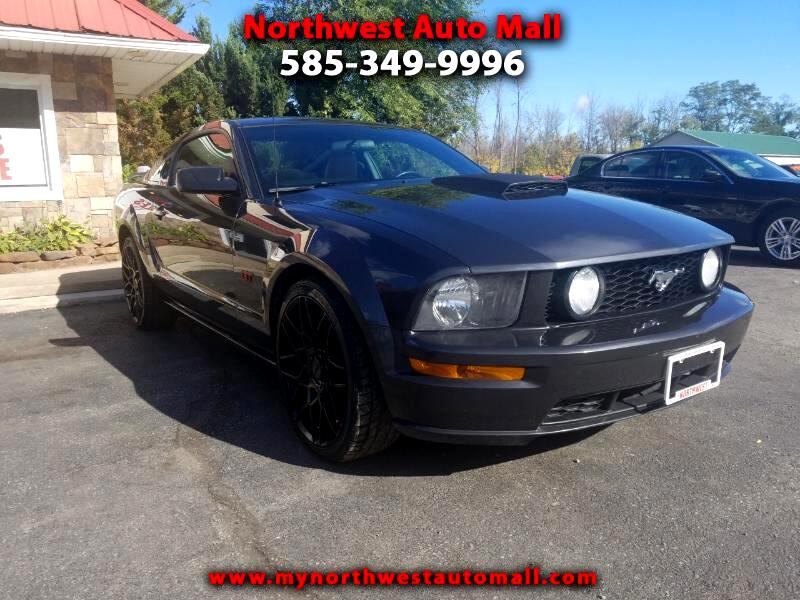 2007 Ford Mustang GT Deluxe Coupe