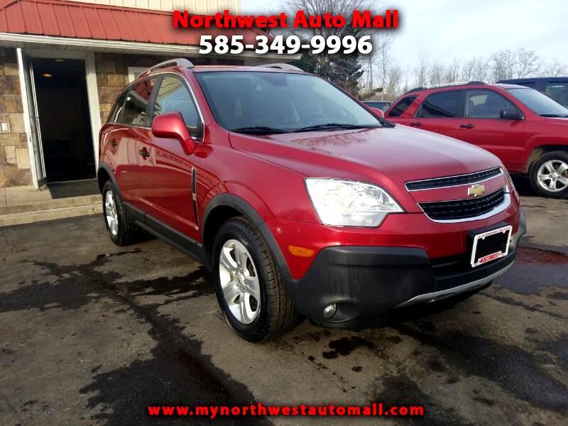 2013 Chevrolet Captiva Sport 2LS FWD