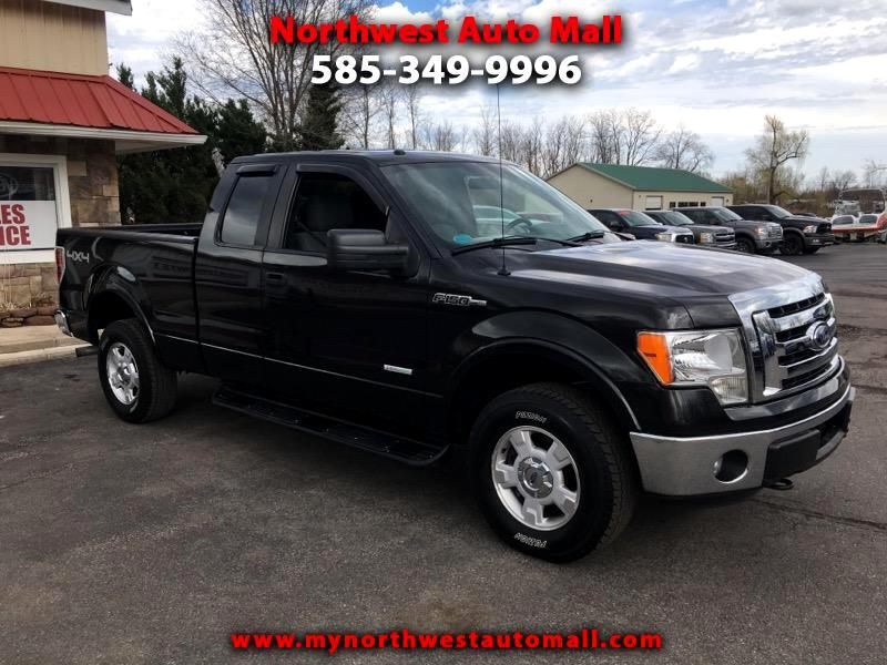2012 Ford F-150 XLT Super Cab 4WD