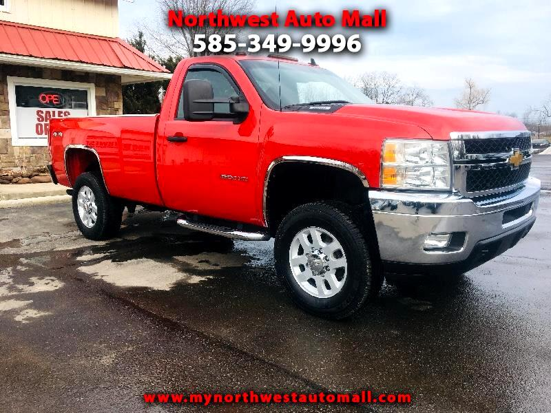 2012 Chevrolet Silverado 3500HD LT Long Box 4WD