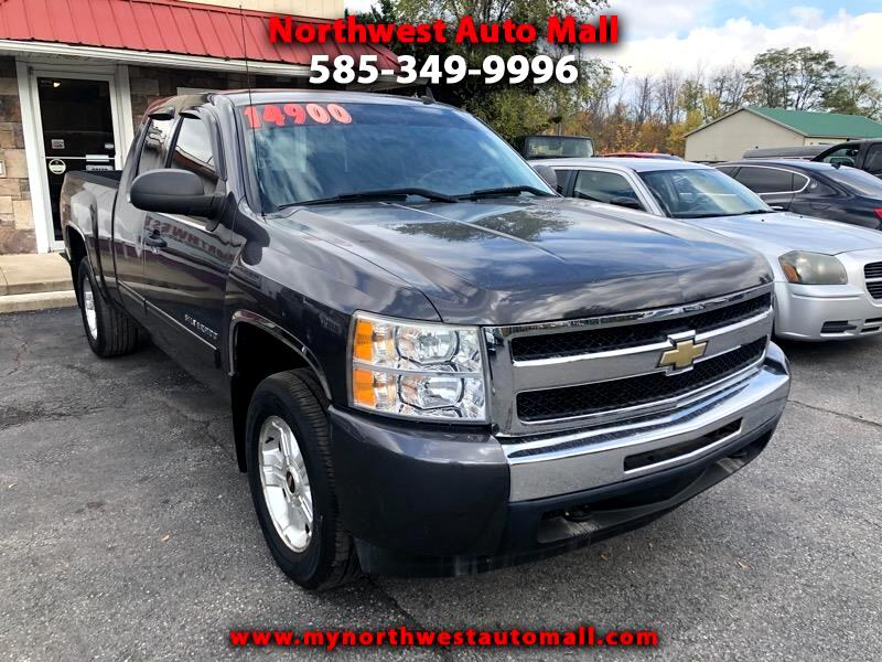 Northwest Auto Mall >> Used 2010 Chevrolet Silverado 1500 Lt1 Extended Cab 4wd For