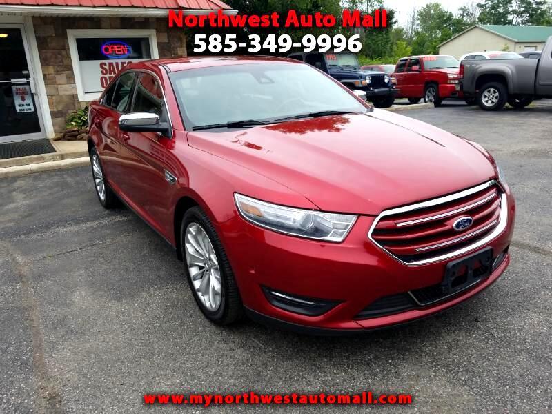 2014 Ford Taurus Limited AWD