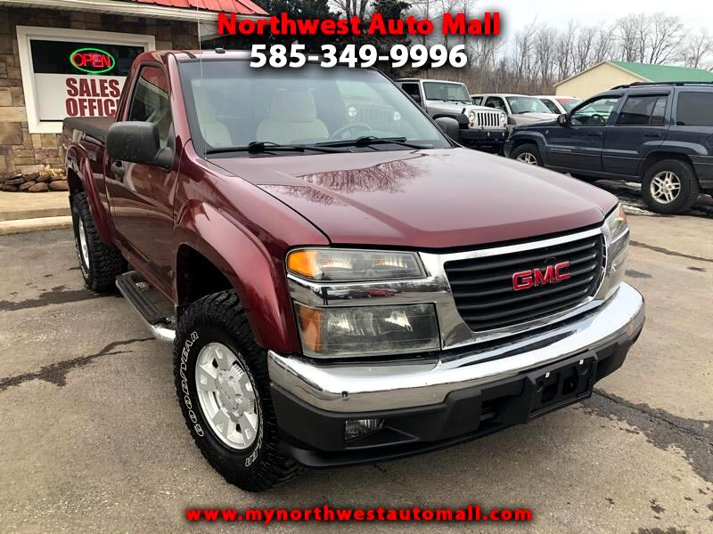 GMC Canyon SLE-1 4WD 2007