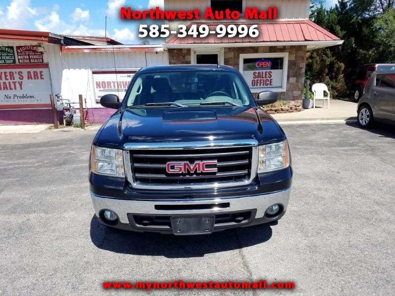GMC Sierra 1500 Work Truck Ext. Cab Long Box 4WD 2009