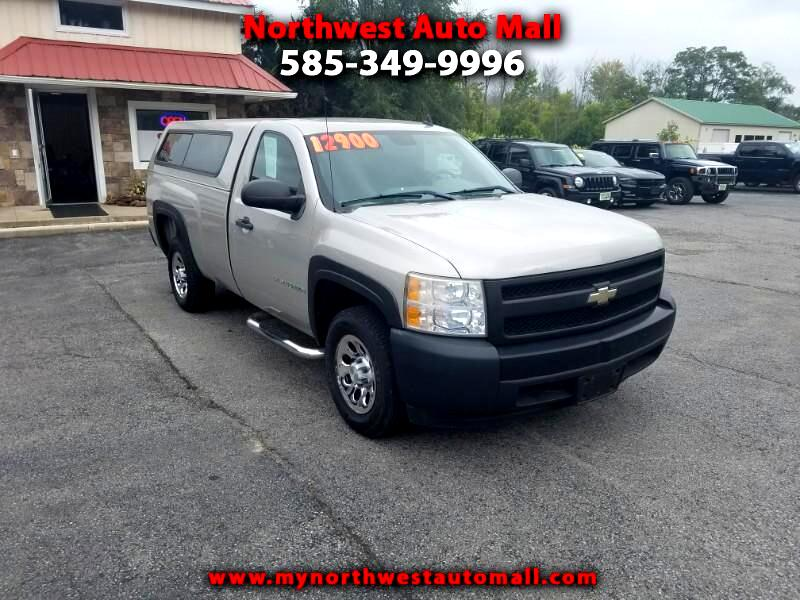 Chevrolet Silverado 1500 LT1 Long Box 2WD 2008