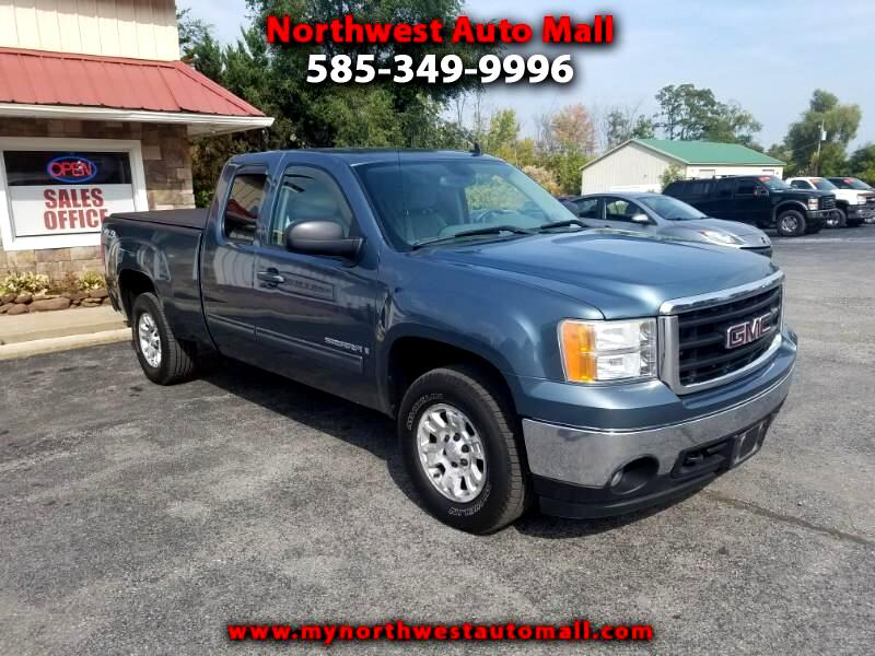 GMC Sierra 1500 SLE1 Ext. Cab Long Box 4WD 2008