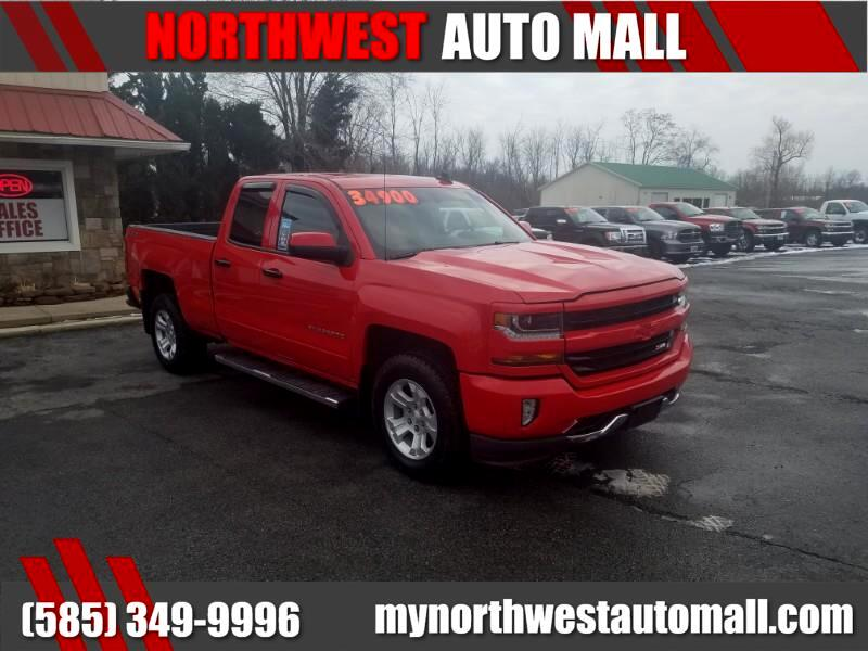Chevrolet Silverado 1500 Z71 Ext. Cab Long Bed 4WD 2019