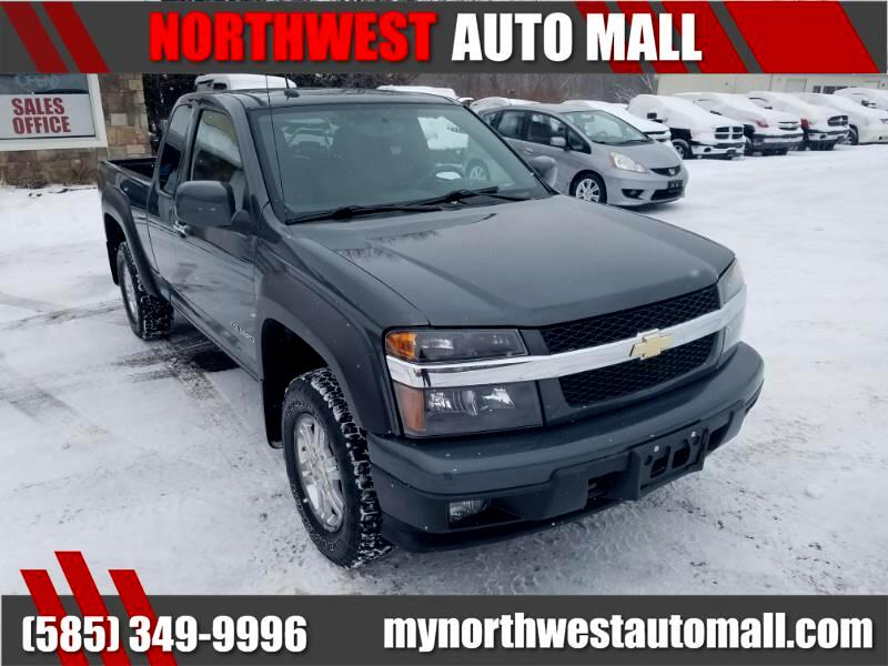 Chevrolet Colorado 1LT Ext. Cab 4WD 2012