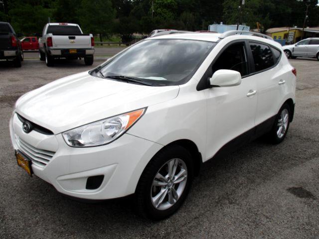 2011 Hyundai Tucson GLS 2WD