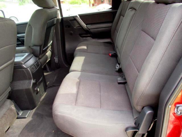 2014 Nissan Titan S Crew Cab 2WD