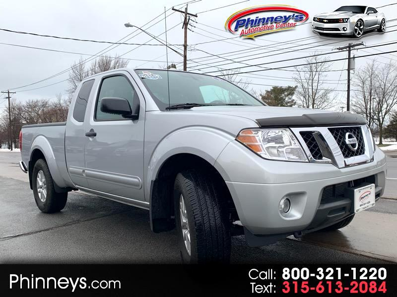2017 Nissan Frontier King Cab 4x4 SV V6 Auto *Ltd Avail*