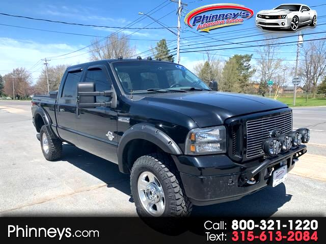 2007 Ford Super Duty F-350 SRW 4WD Crew Cab 156