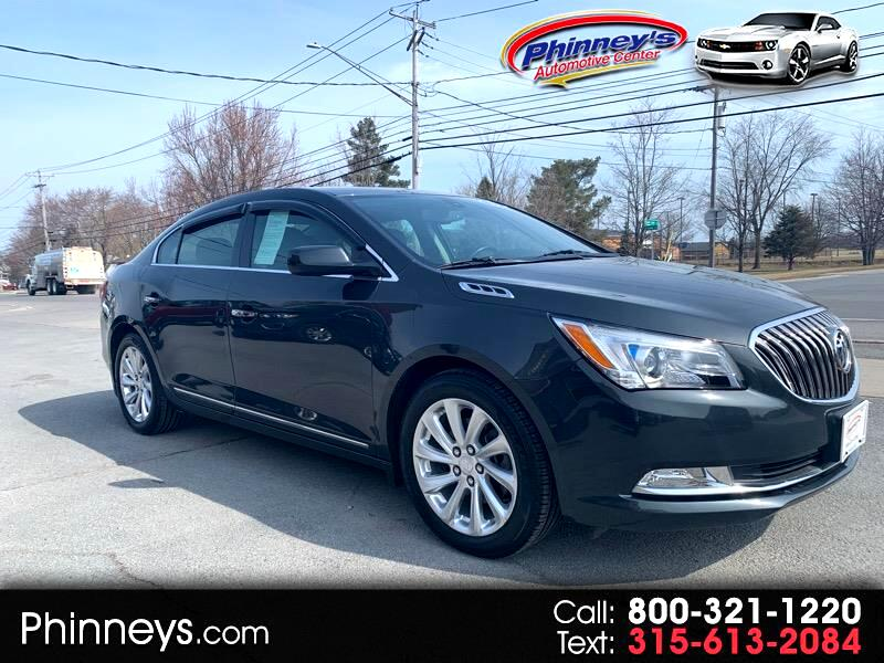 2015 Buick LaCrosse 4dr Sdn Base FWD