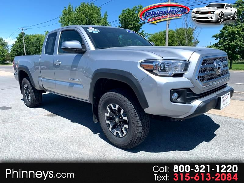 2016 Toyota Tacoma 4WD Access Cab V6 AT TRD Off Road (Natl)