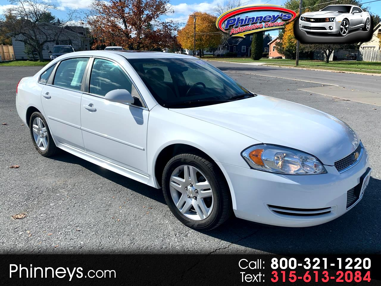 2015 Chevrolet Impala Limited 4dr Sdn LT Fleet