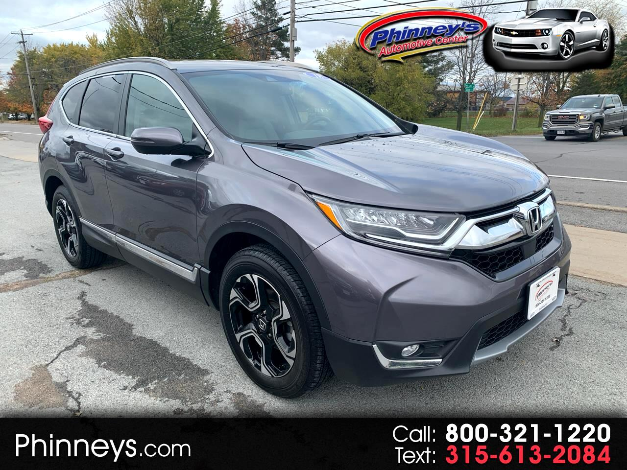 Honda CR-V Touring AWD 2018