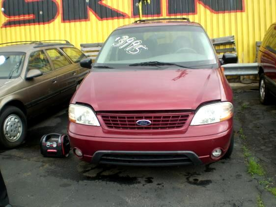 2002 Ford Windstar LX Deluxe