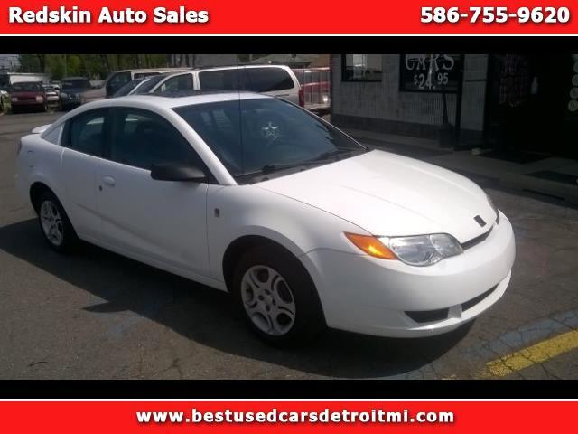 2004 Saturn ION Quad Coupe 3