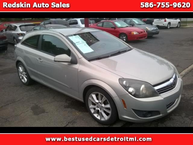 2008 Saturn Astra XR 3-Door