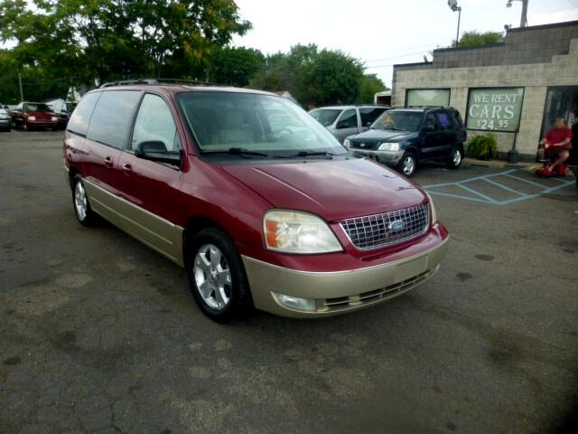Used 2004 Ford Freestar Limited for Sale in Detroit MI ...