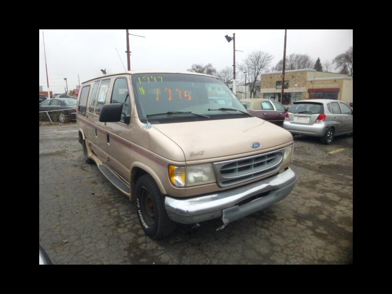 1997 Ford Econoline E150
