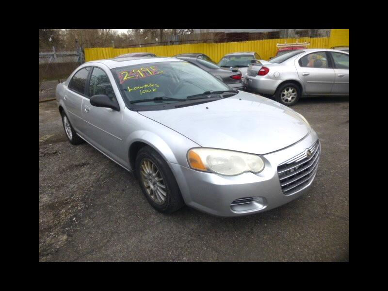 Chrysler Sebring Sedan 2004