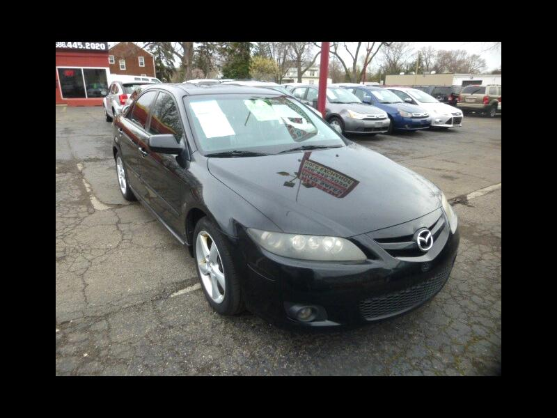 Mazda MAZDA6 i Sports Sedan Value Edition 2007