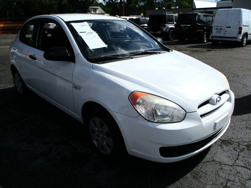 Hyundai Accent GS 3-Door 2008