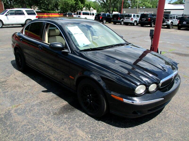 Jaguar X-Type 2.5 2003