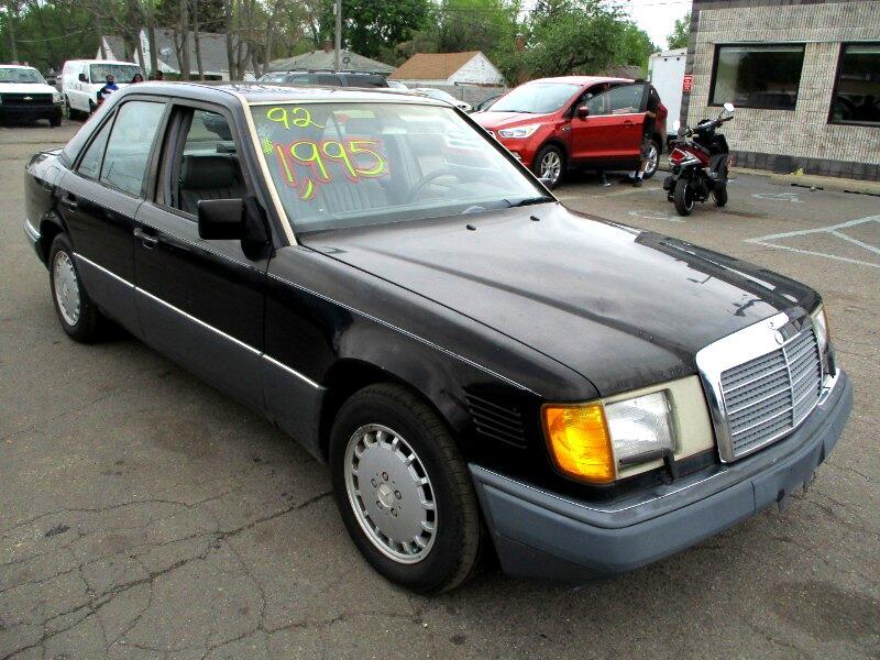 Mercedes-Benz 300 D sedan 1992