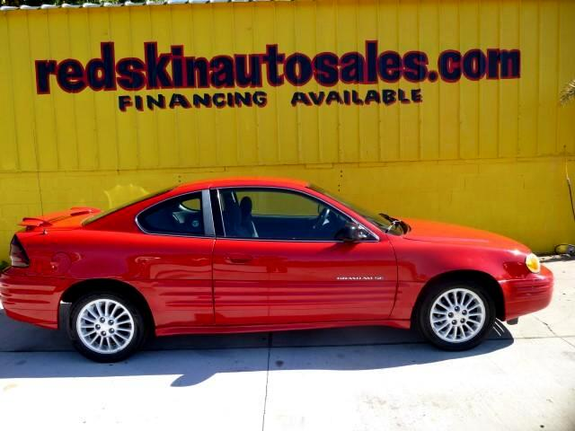 1999 Pontiac Grand Am SE2 coupe
