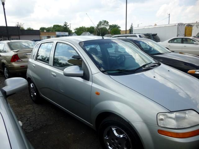 Chevrolet Aveo Special Value Wagon 2004