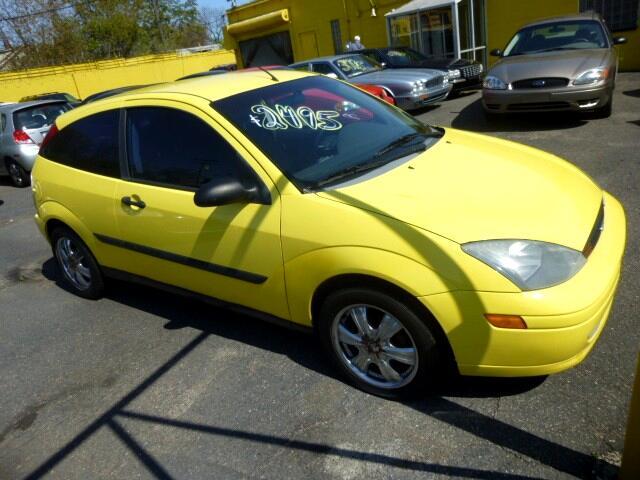 2003 Ford Focus ZX3 Power Premium