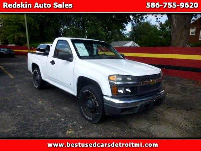 2007 Chevrolet Colorado Work Truck 2WD