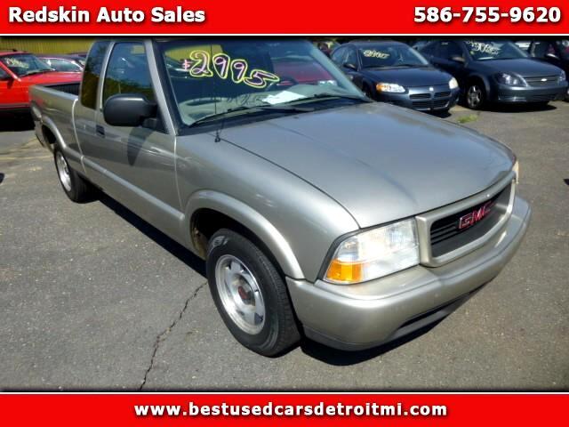 2000 GMC Sonoma SLS Ext. Cab Short Bed 2WD