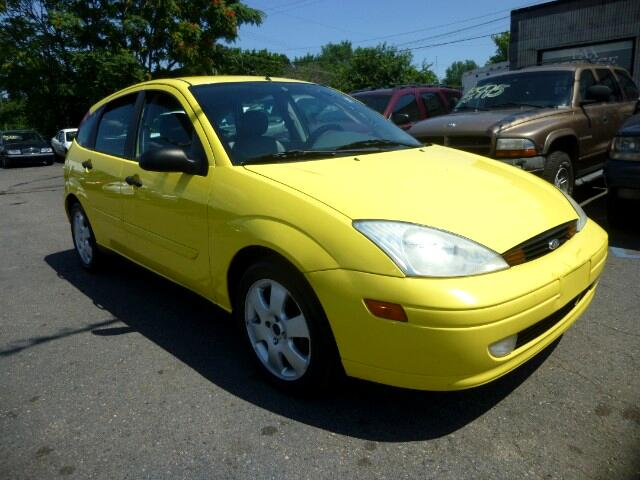 Ford Focus ZX5 2002