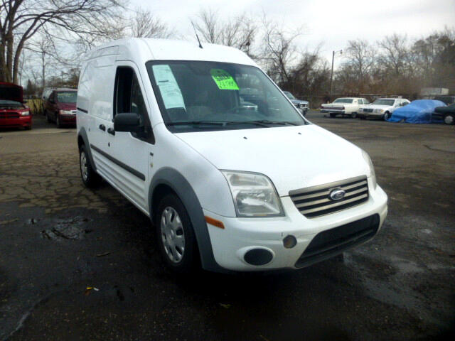 Ford Transit Connect Wagon XLT SWB w/Rear 180 Degree Door 2010