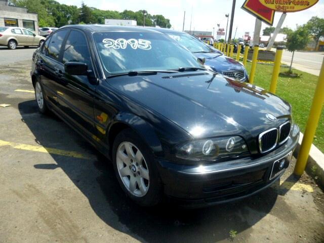 2000 BMW 3-Series 323i