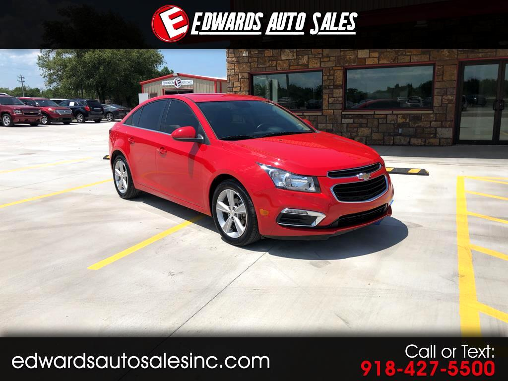 2015 Chevrolet CRUZE LT Base