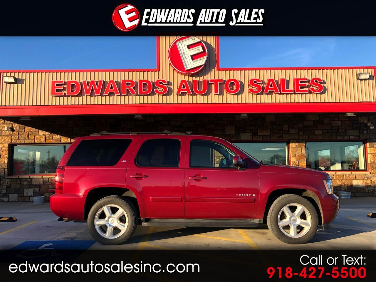 2007 Chevrolet Tahoe 2WD 4dr 1500 LTZ