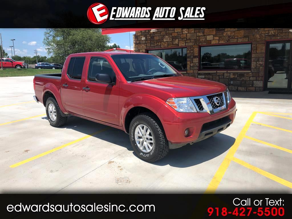 2014 Nissan Frontier 4WD