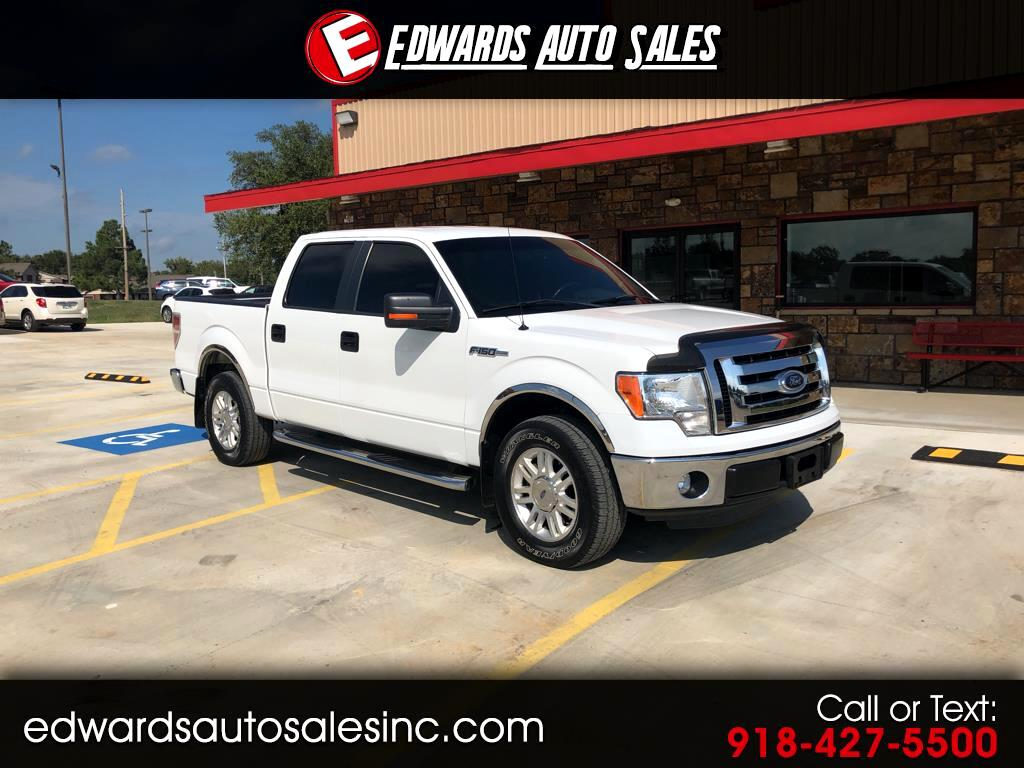 "2012 Ford F-150 2WD SuperCrew 145"" XL"