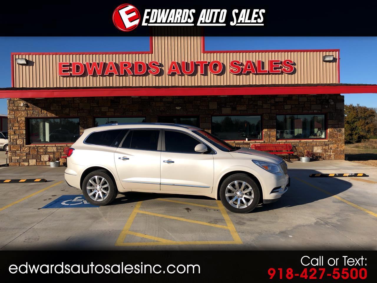 2013 Buick Enclave Base FWD