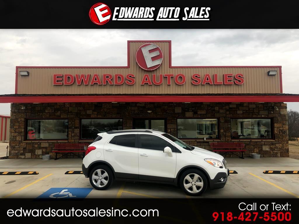 2016 Buick Encore FWD 4dr Convenience