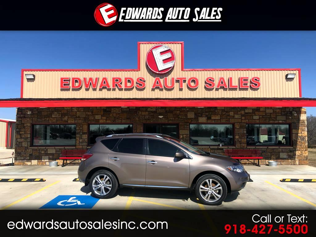 2014 Nissan Murano FWD 4dr LE